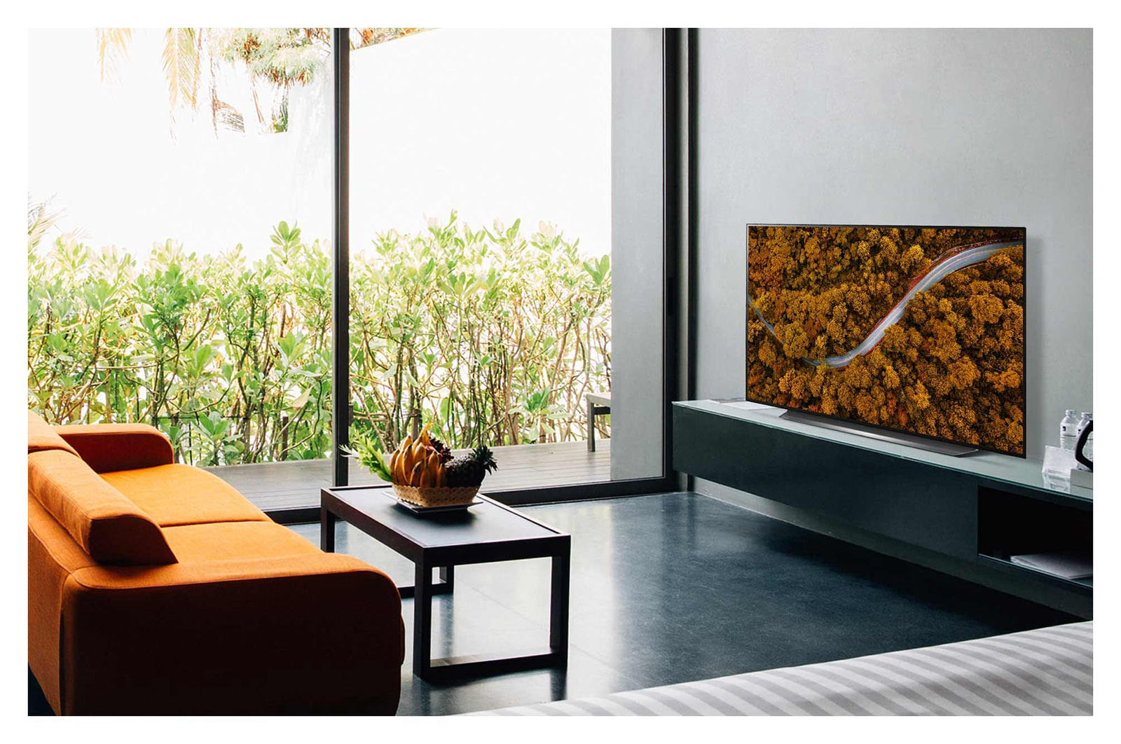 LG 55'' LG OLED TV, webOS Smart TV, OLED55CX