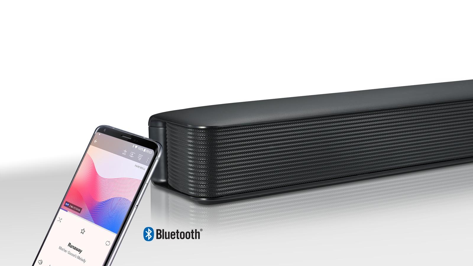 Bluetooth, stream anything<br>1