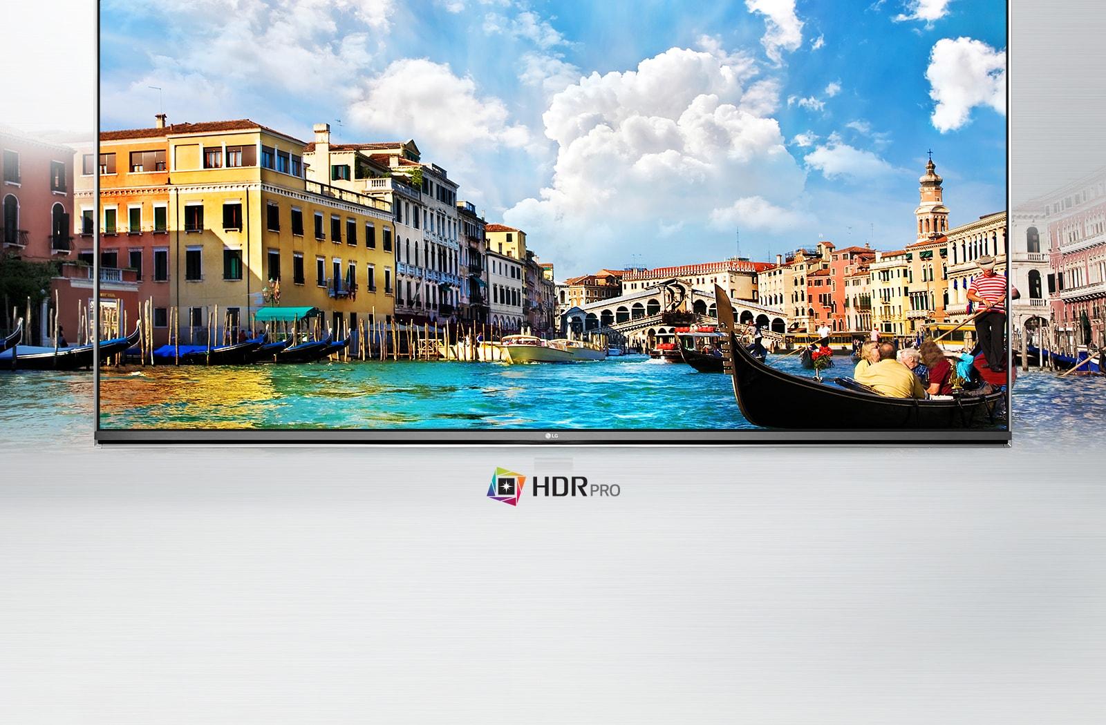 HDR PRO:แสดงประสิทธิภาพ HDR ได้ดีเยี่ยม ภาพสมจริง