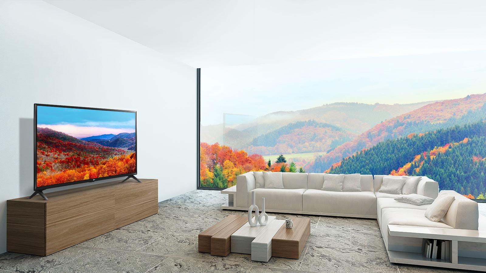 Design TV Modern Black