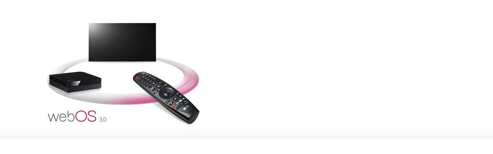 Magic Remote ควบคุมสมาร์ททีวีง่าย เสมือนเม้าส์ไร้สาย
