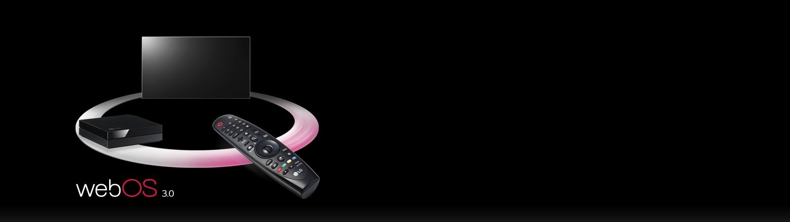 LG Magic Remote ควบคุมฟังก์ชั่นการใช้งานสมาร์ททีวีต่างๆง่ายเสมือนเม้าส์ไร้สาย