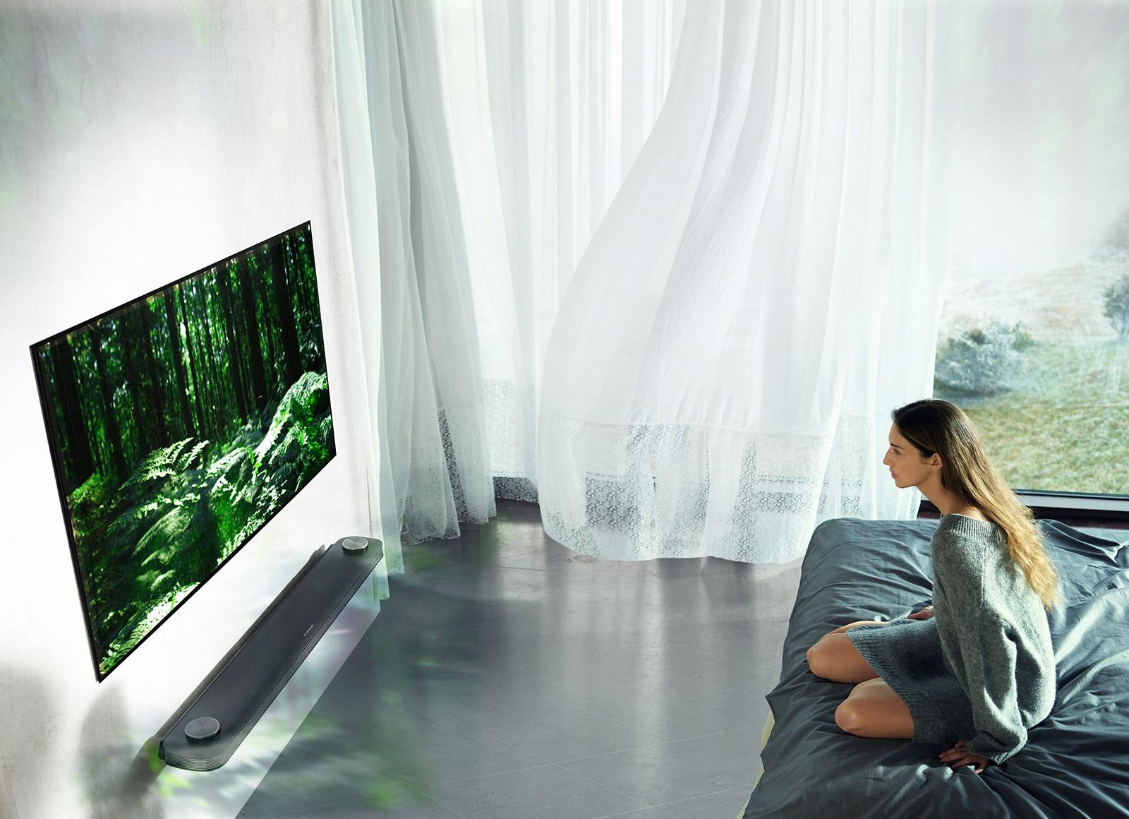 ระบบเสียง Dolby Atmos ใน LG OLED TV