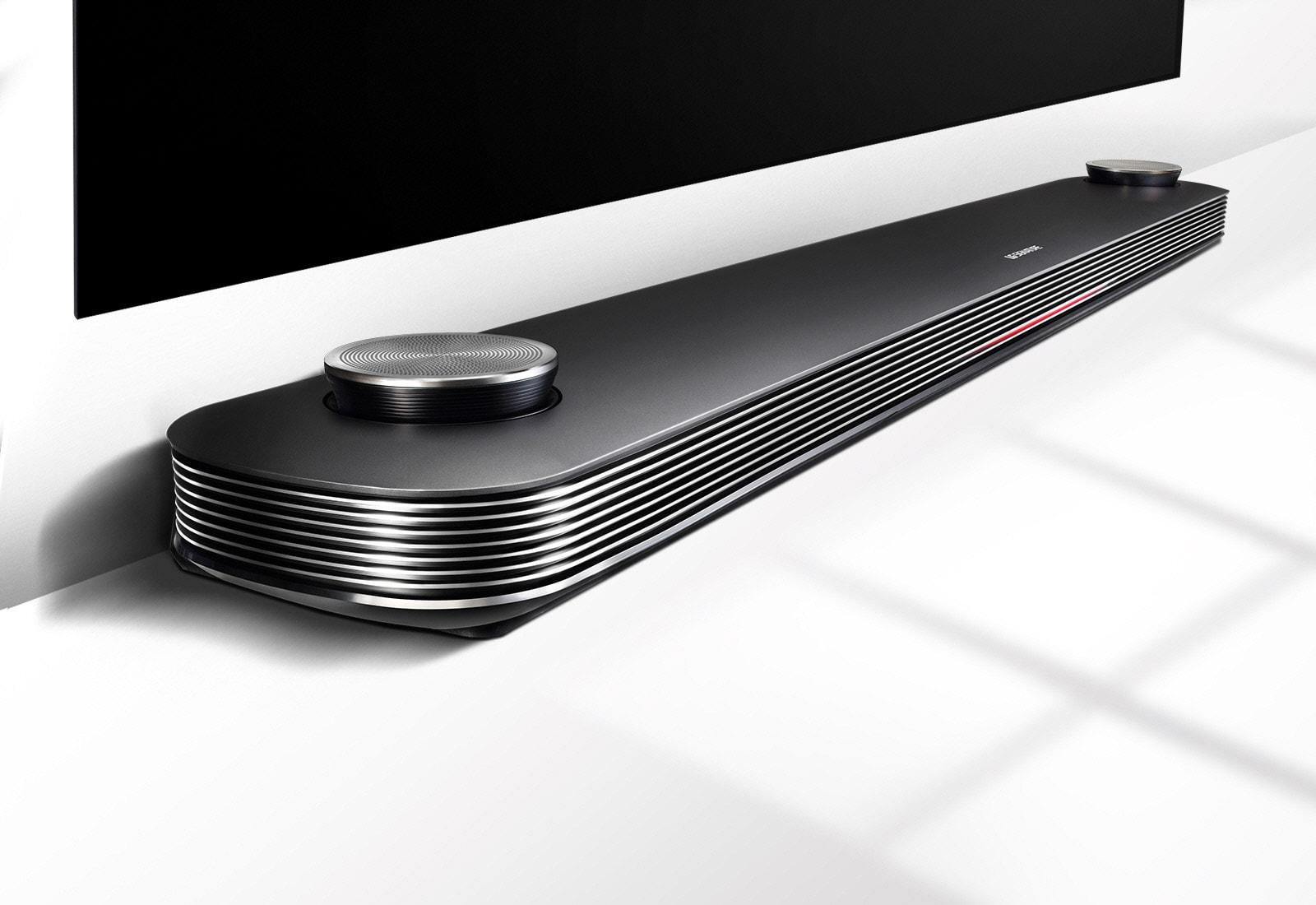 ลำโพงแบบ Up-Firing ที่แมชท์กับ OLED TV