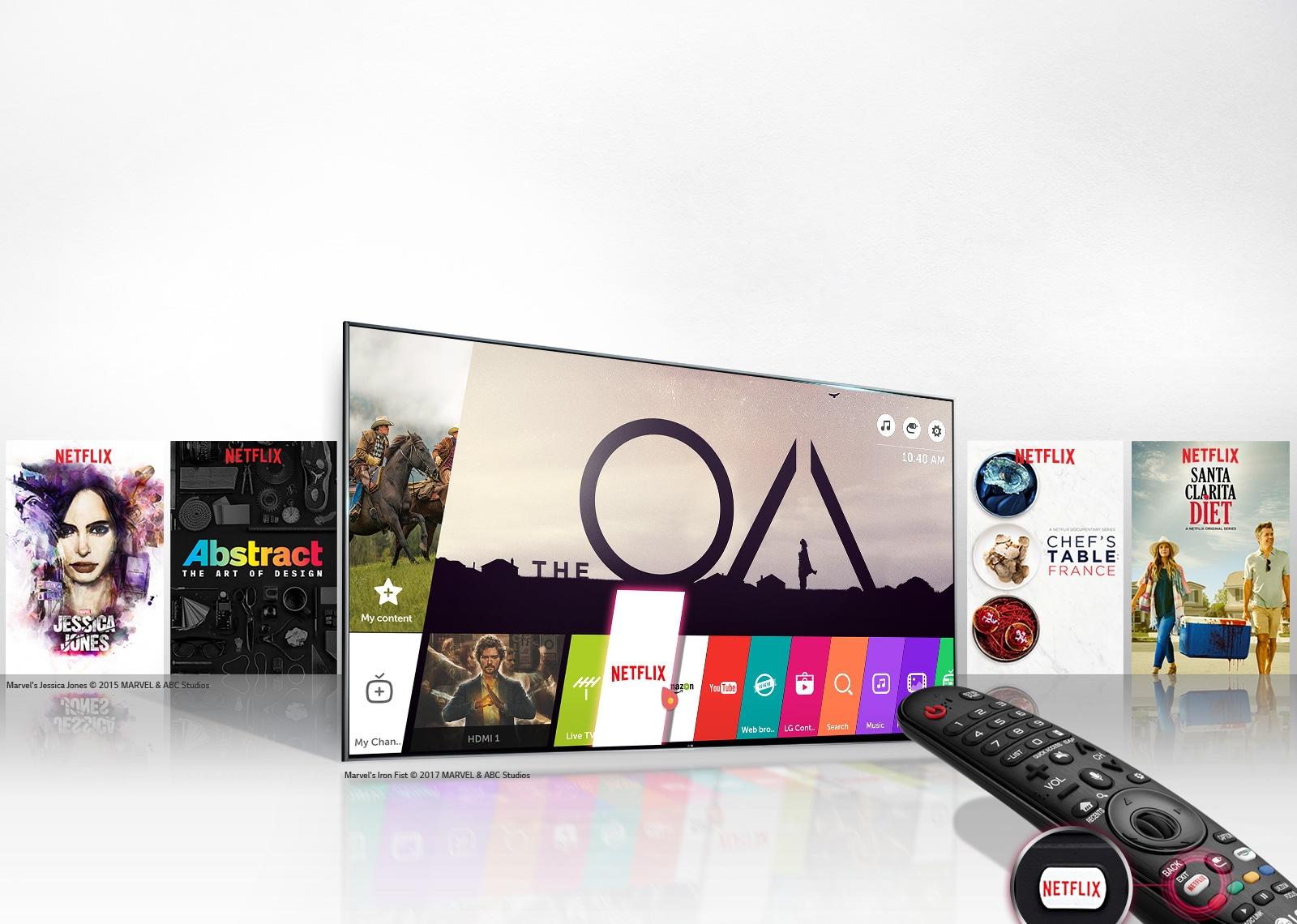 OLED TV 4k Smart TV
