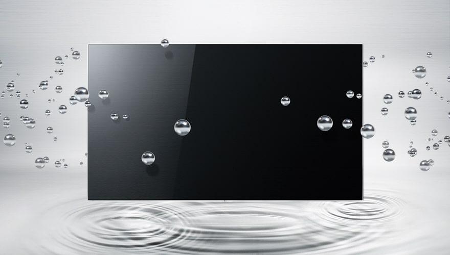 Sound designed by harman/kardon : เสียงทีวีคุณภาพ ที่ปรับแต่งร่วมกับ แบรนด์เครื่องเสียง Hi-end อย่าง harman/kardon®
