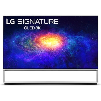 LG OLED 8K Smart TV รุ่น OLED88ZX  | Self Lighting | Real 8K l Hands Free Voice Control1