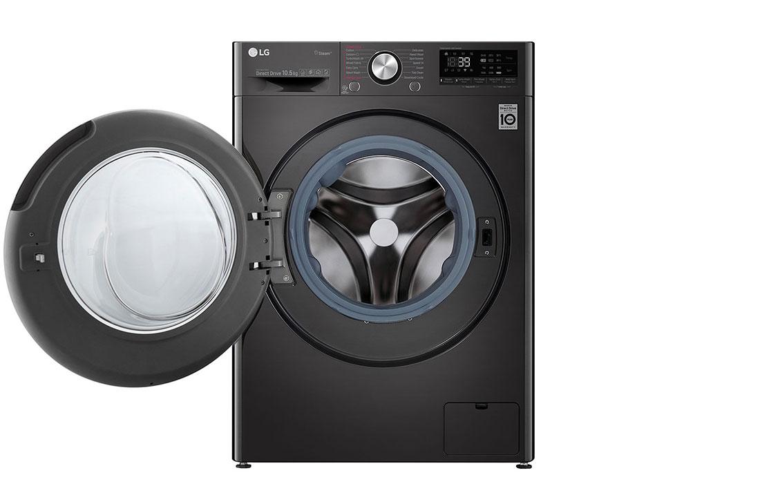 LG เครื่องซักผ้า FV1450S2B 2