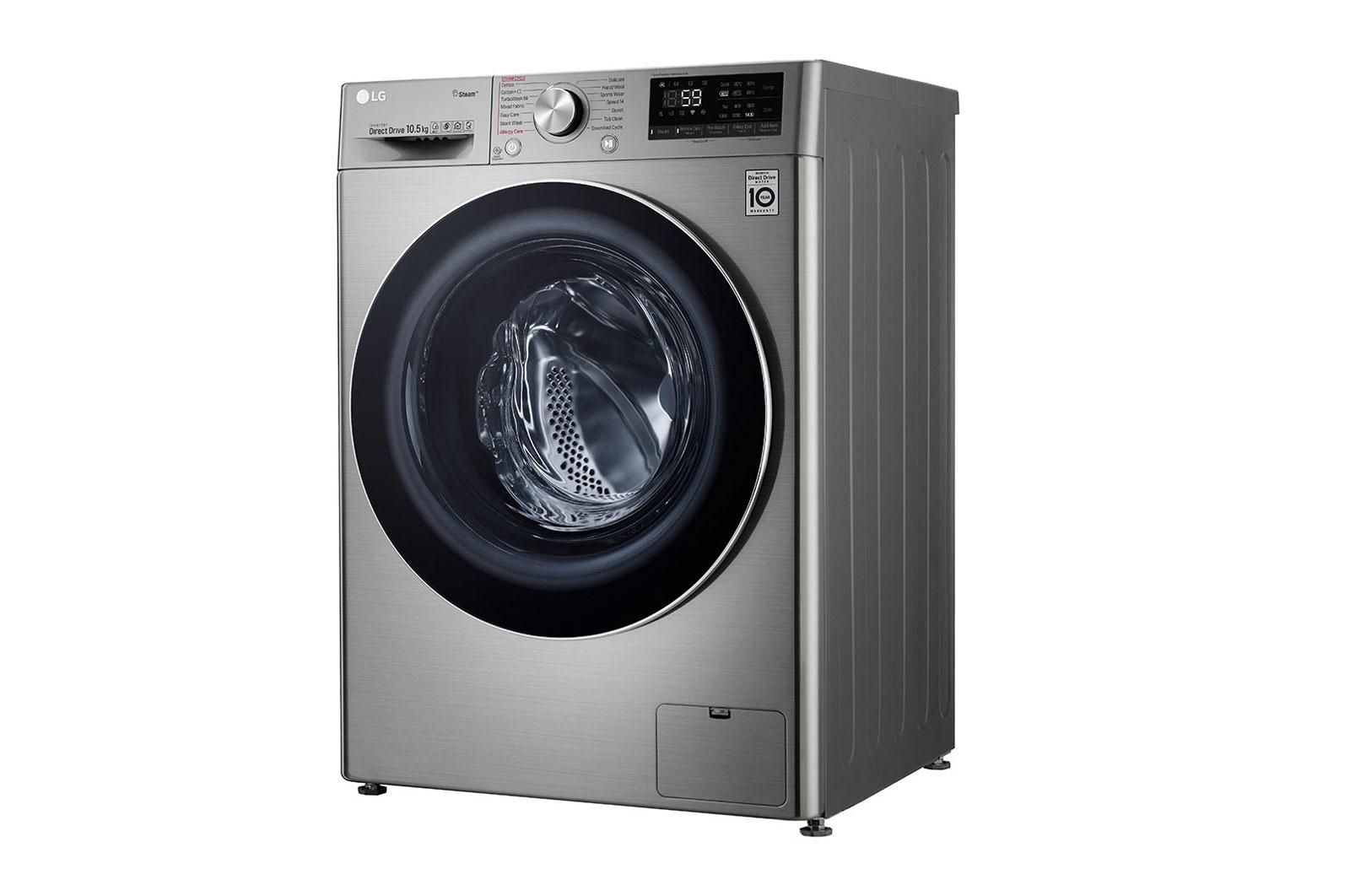 LG เครื่องซักผ้า FV1450S3V 12