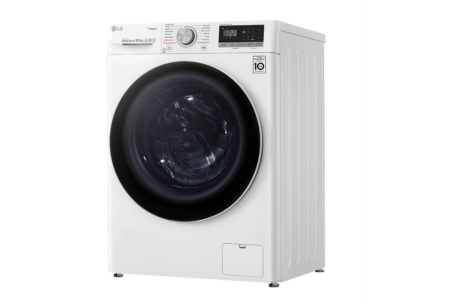 LG เครื่องซักผ้า FV1450S4W 12