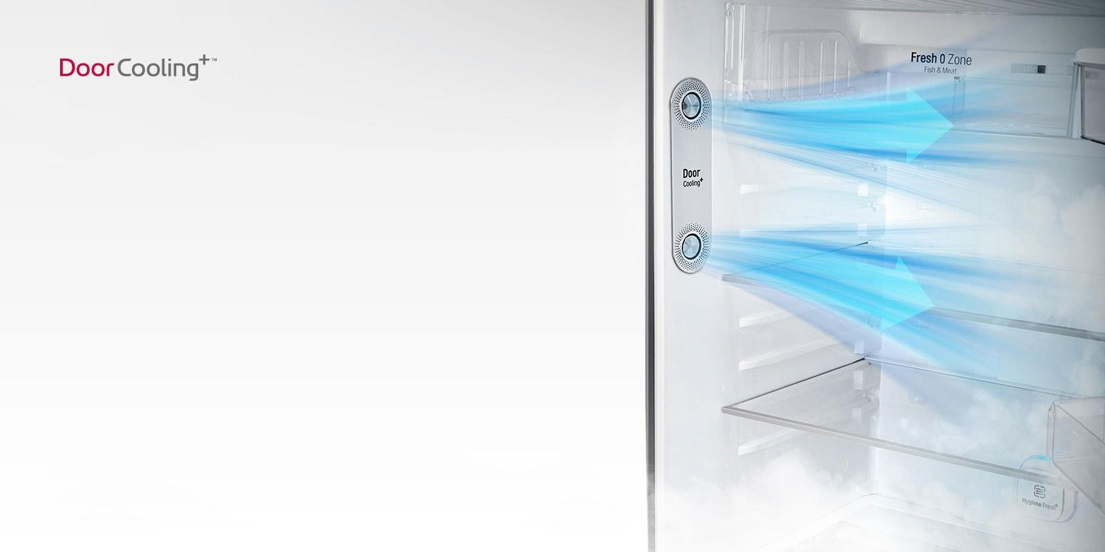 Réfrigérateur LG  312 Litres Nofrost prix tunisie