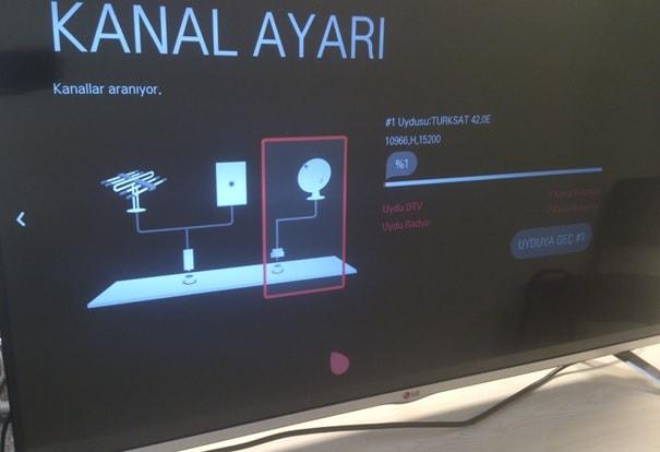 11 Türksat Televizyon Radyo Yayın Frekans Değişikliği
