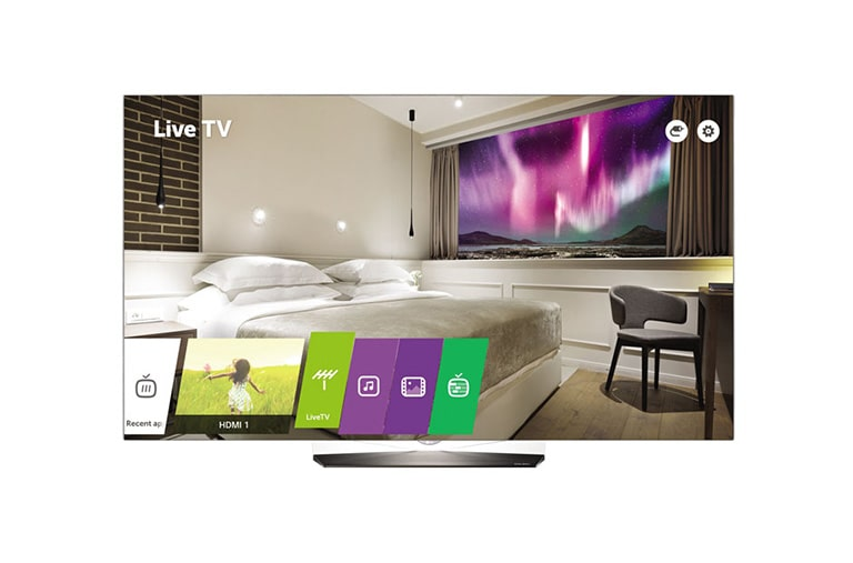LG Smart Ticari TV & Otel IPTV 55EW961H thumbnail 1