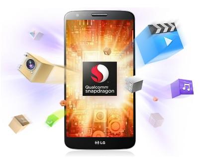 Snapdragon 2.26 GHz Dört Çekirdekli İşlemci