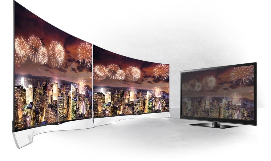 lg tv img feature angolo visione perfetto EA970V DÜNYANIN İLK CURVED OLED TVSİ