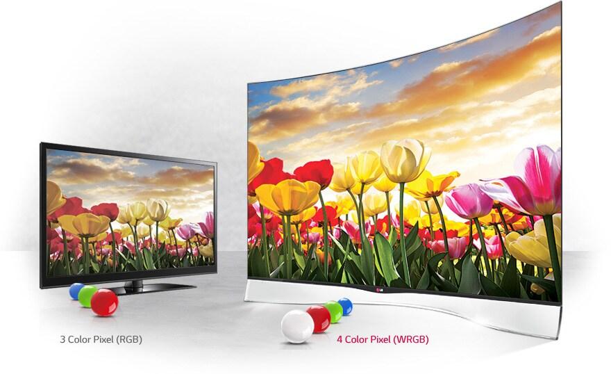 lg tv img feature tecnologia pixel EA970V DÜNYANIN İLK CURVED OLED TVSİ