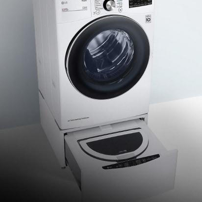 安裝迷你洗衣機