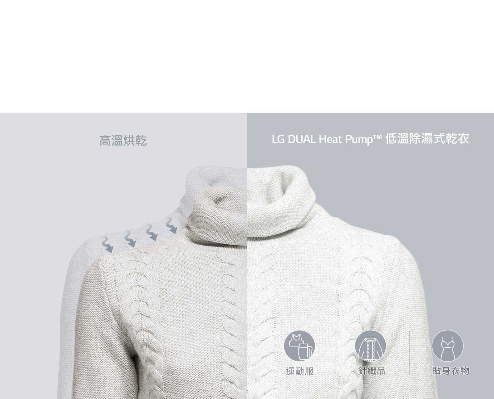 減少變形 保護衣物3