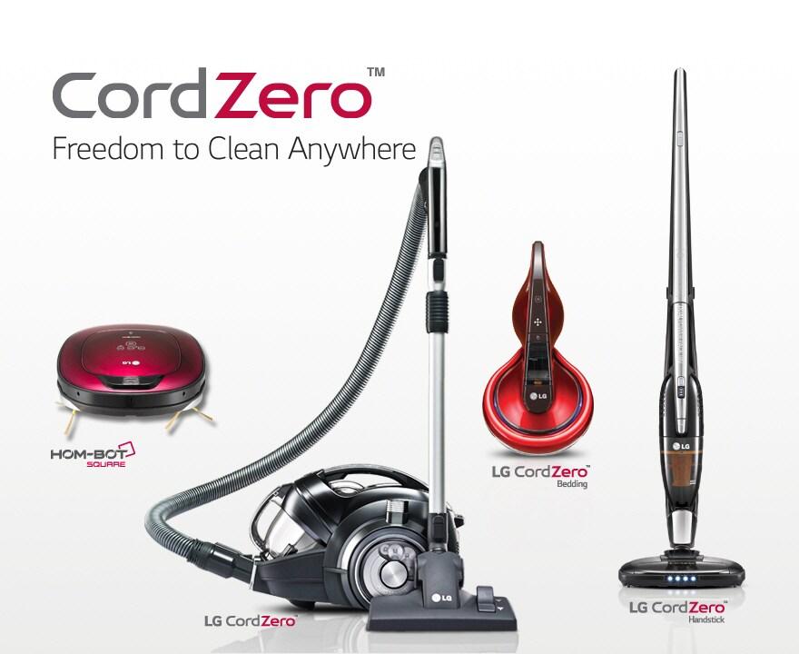 LG CORDZERO 無線生活系列