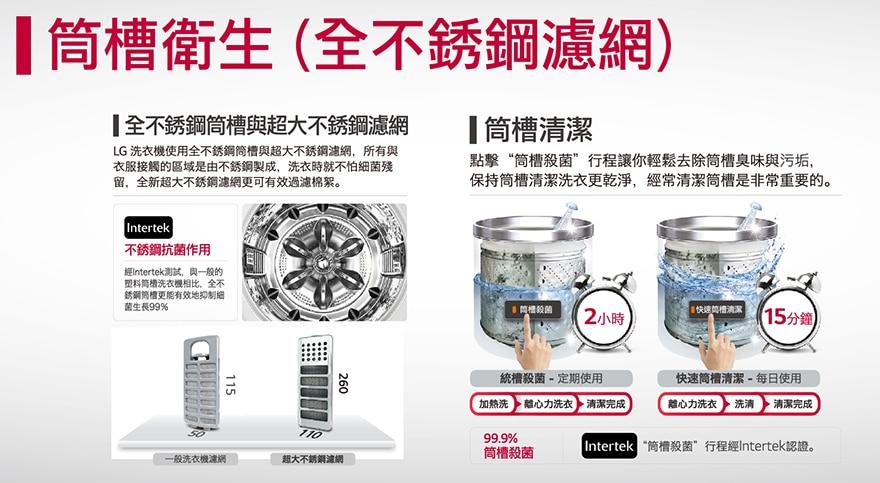 筒槽衛生 (全不銹鋼濾網)