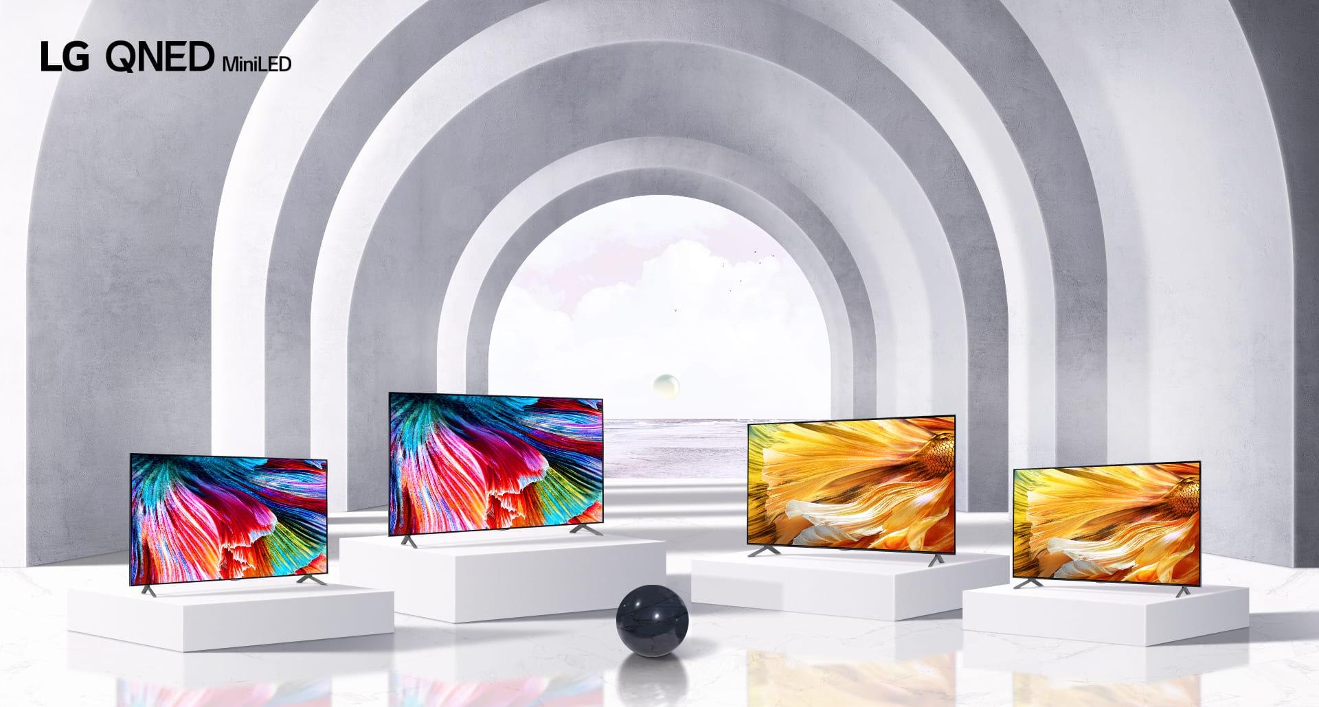 2021 年推出的 OLED 、 QNED Mini LED 、 NanoCell 一奈米電視及 UHD 電視全面採用 webOS 6.0。LG 廣受好評的搭配全新 AI 語音滑鼠搖控器,獻給觀眾樂趣滿載、更直觀的內容瀏覽體驗。