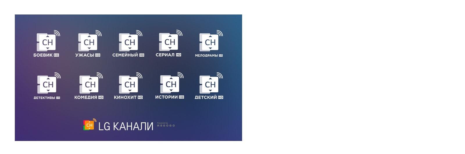 10 інтерактивних CH+ каналів, які можна дивитись без передплати