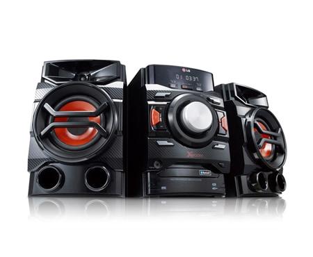 Bluetooth система lg cm2460 - 2