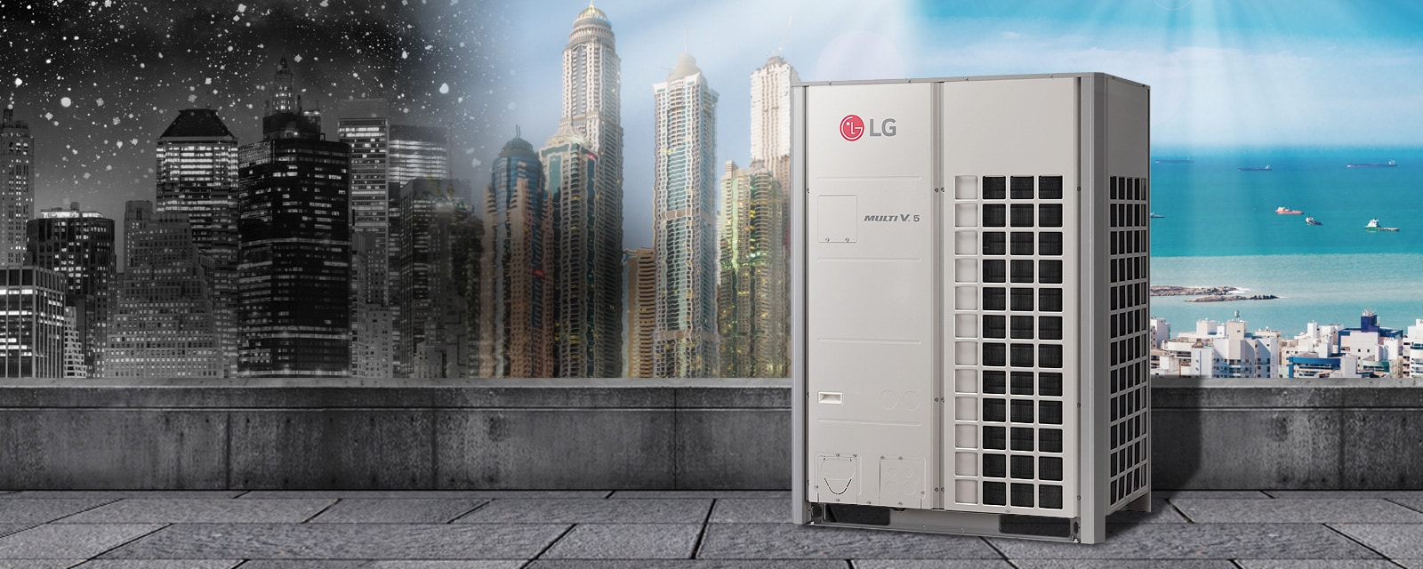 Lg Multi V 5 Air Conditioning System Lg Uk Business