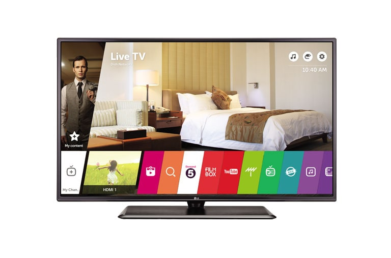 LG Commercial TV 43LW641H thumbnail 1