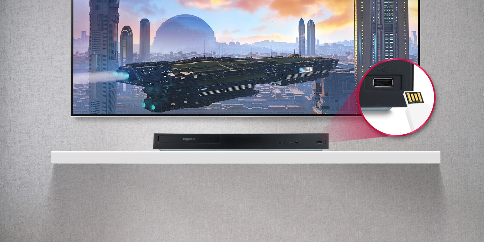 LG DP132 Video Players - Make the most of your DVDs with the