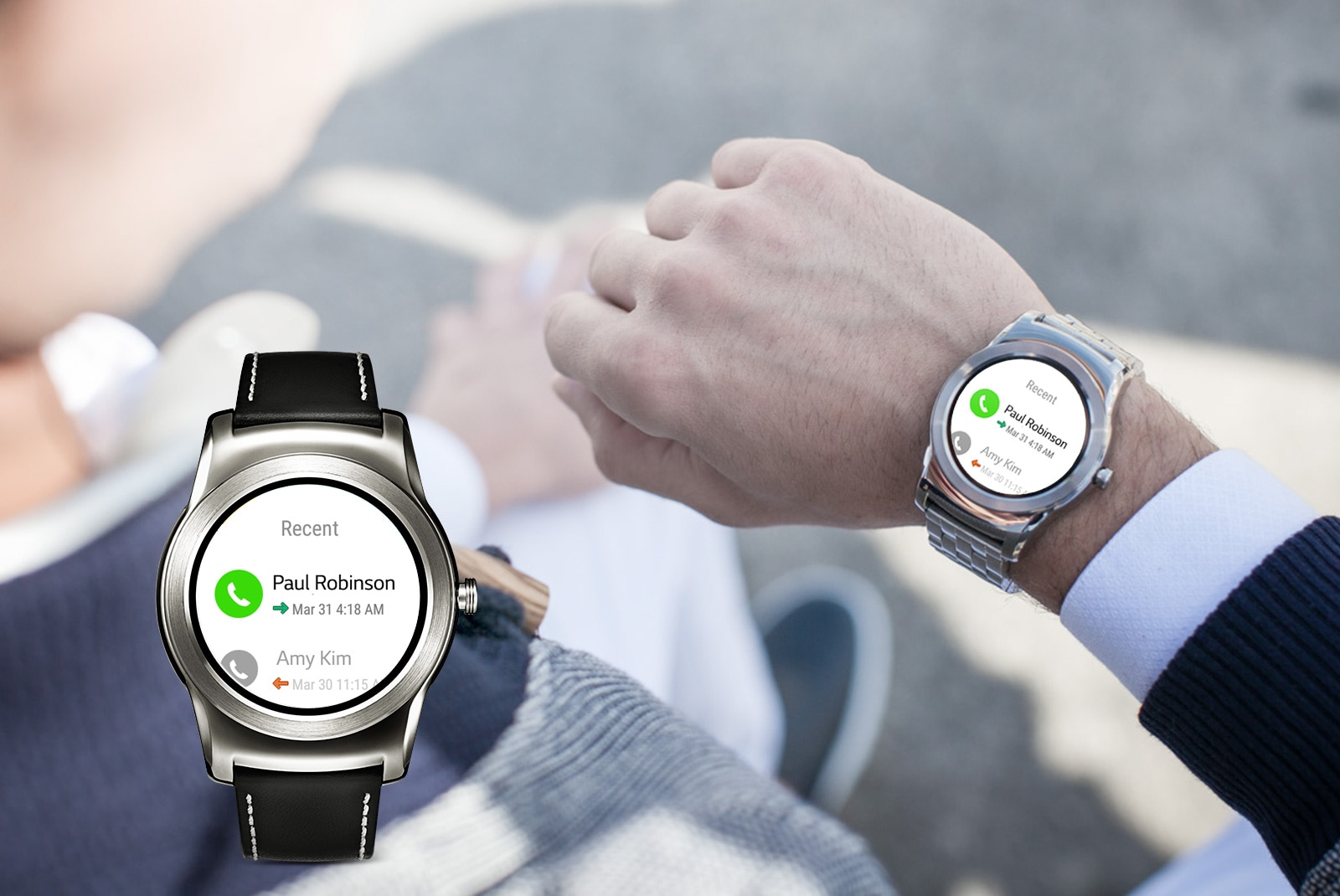 urbane_Make Calls from Your Wrist