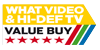 What Video & High Def TV Value Buy