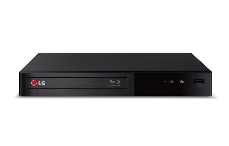 LG Blu-ray & DVD Players/Recorders BP340 thumbnail 1