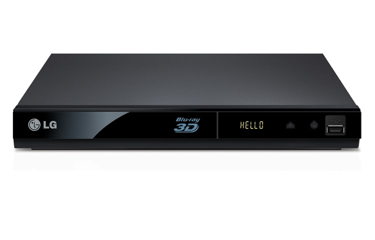 LG Blu-ray & DVD Players/Recorders BP325 thumbnail 2