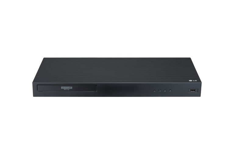 LG Blu-ray & DVD Players/Recorders UBK90 thumbnail 3