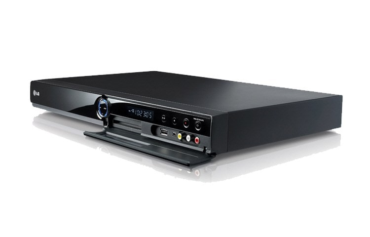 LG RHT497H Video Player - LG digital TV recorder with 160Gb hard disc drive and DVD recorder ...