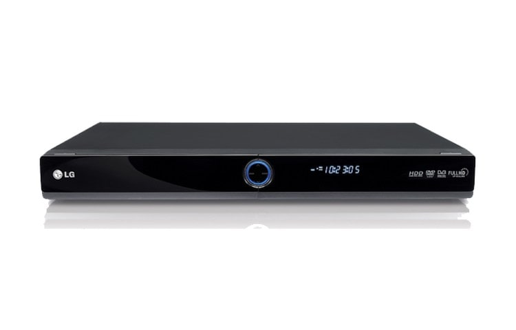 LG RHT498H Video Player - LG digital TV recorder with 250Gb