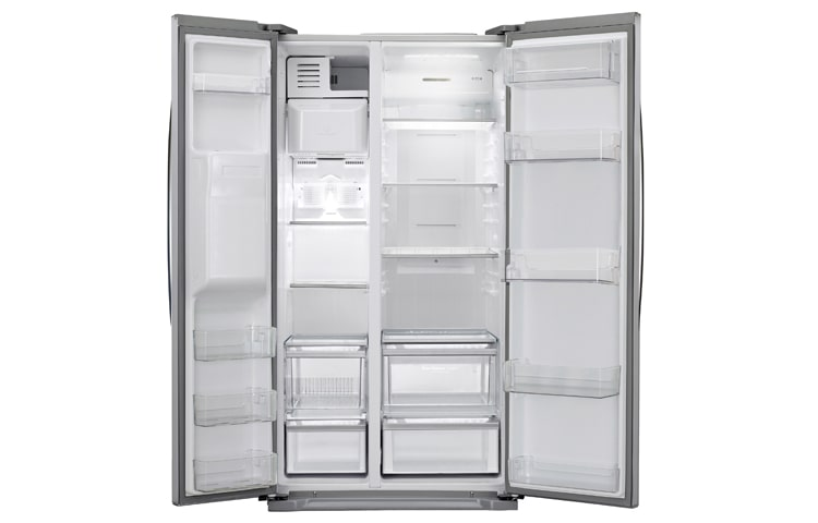 LG Fridge Freezers GSL325WBQV thumbnail 2