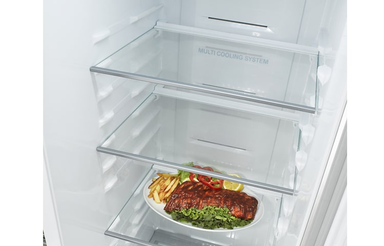 LG Fridge Freezers GSL325WBQV thumbnail 3