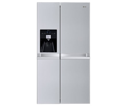 lg gsl545nsyz refrigerator a energy rated american style premium steel fridge freezer lg. Black Bedroom Furniture Sets. Home Design Ideas