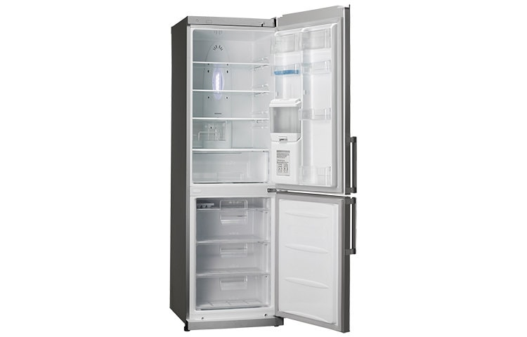 LG Fridge Freezers GB3133PVGW thumbnail 2