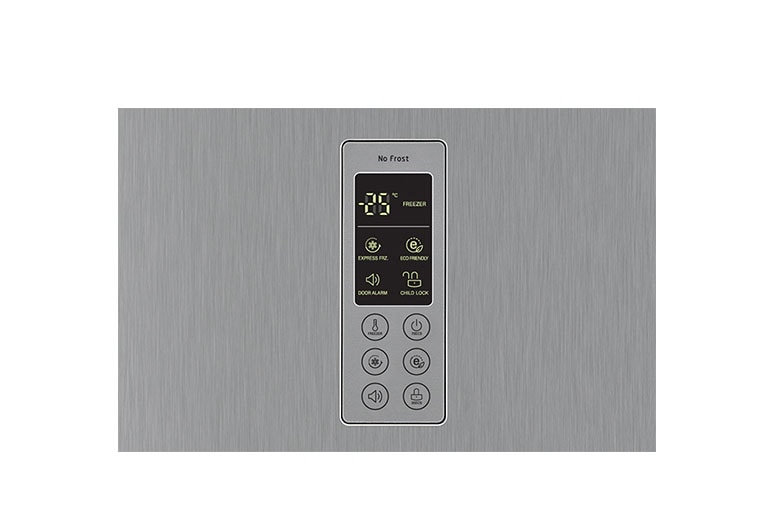 LG Fridge Freezers GF5137AVHW1 thumbnail 5