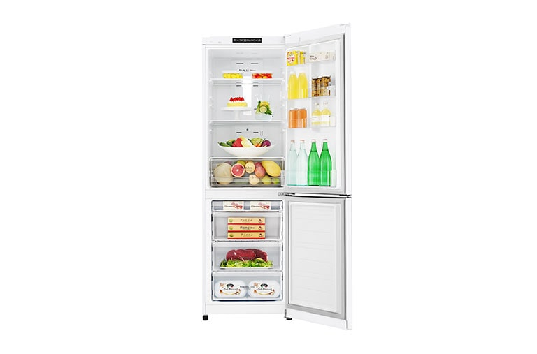LG Fridge Freezers GBB39SWJZ thumbnail 3