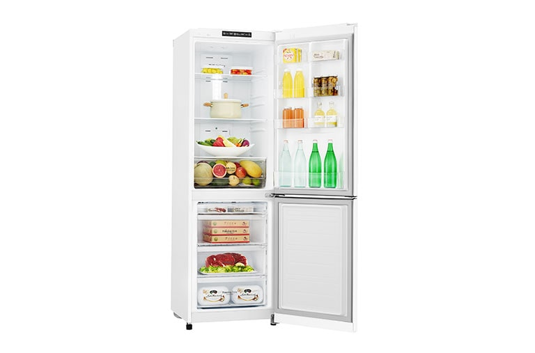 LG Fridge Freezers GBB39SWJZ thumbnail +5