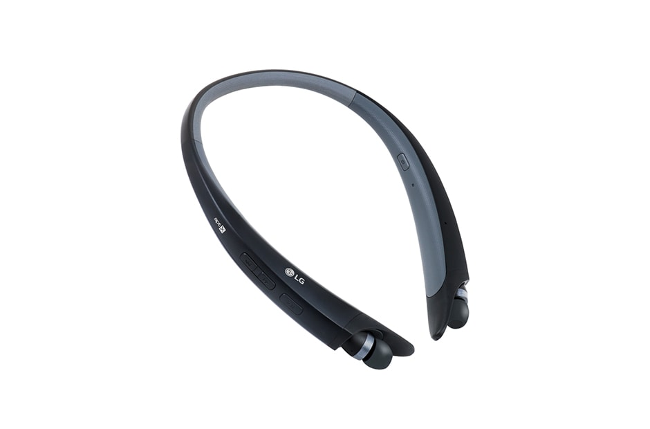 LG TONE Active™ Wireless Headset Black | HBS A80 | LG UK
