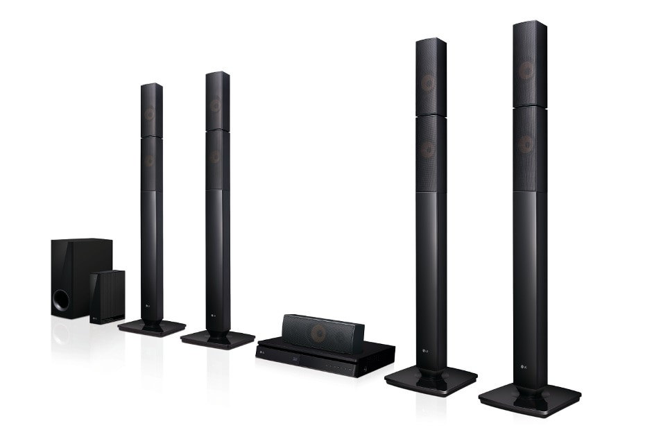LG Home Cinema Systems LHB655NW 1