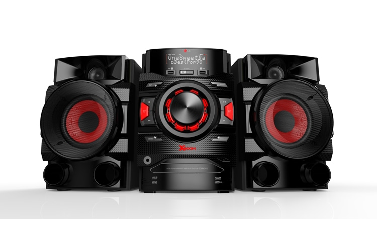 LG Speakers & Sound Systems CM4340 thumbnail 1