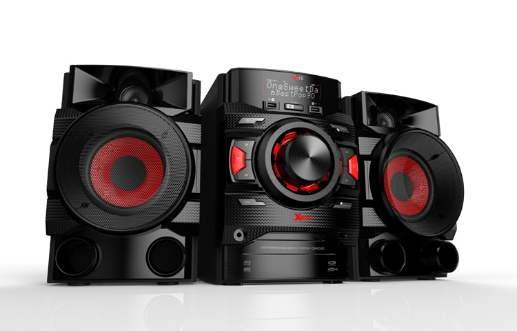 LG Speakers & Sound Systems CM4340 thumbnail 2