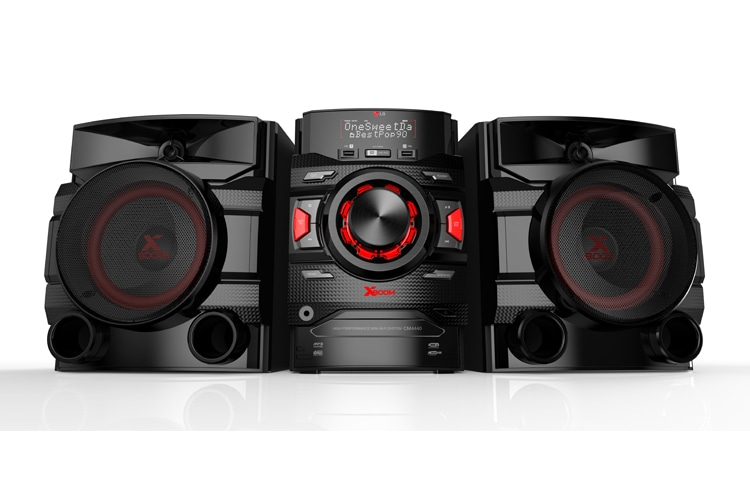 LG Speakers & Sound Systems CM4441 thumbnail 1