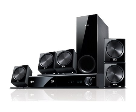 LG Home Cinema Systems BDH9000 1